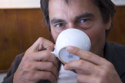 Tea Portrait